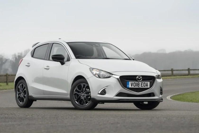 The 2016 Mazda2