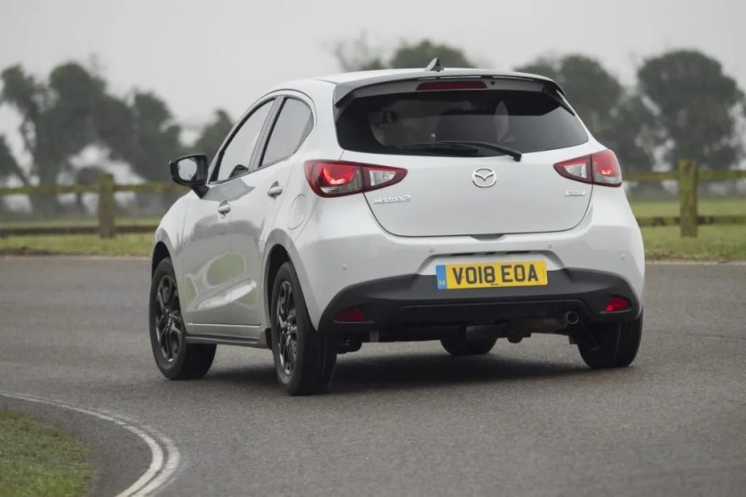 The Mazda2 is on sale in Ireland now