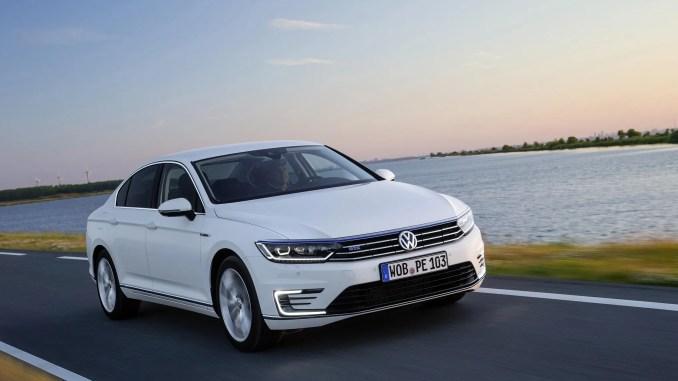 Volkswagen Passat GTE Ireland