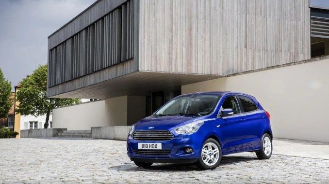 Ford Ka+ Ireland