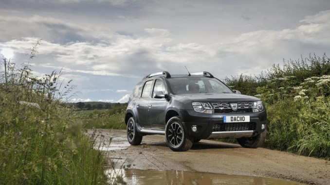 dacia duster ireland