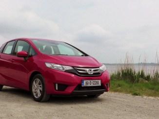 Honda Jazz Review Ireland