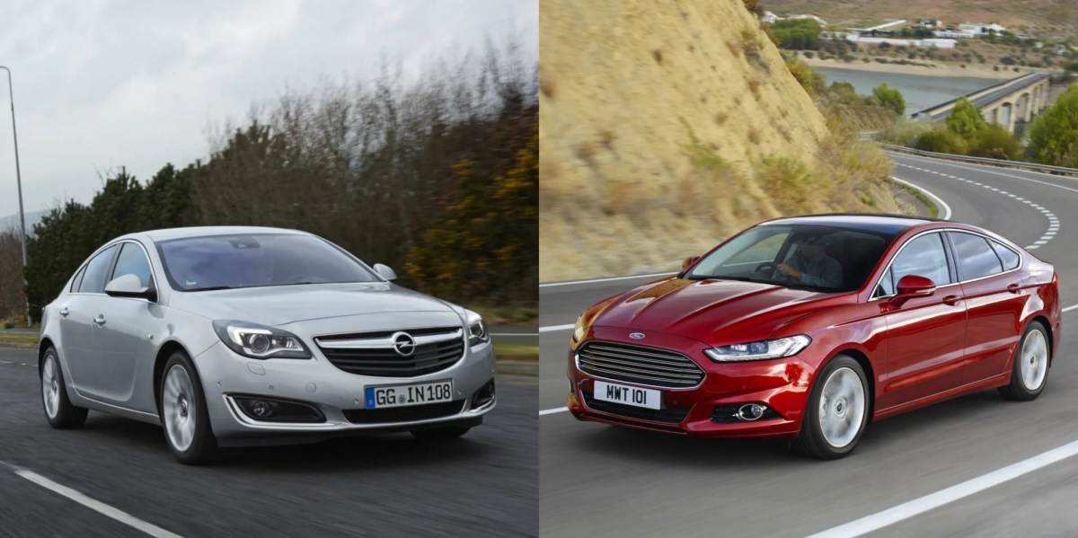 Opel Insignia vs. Ford Mondeo
