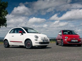 fiat 500 Collection ireland