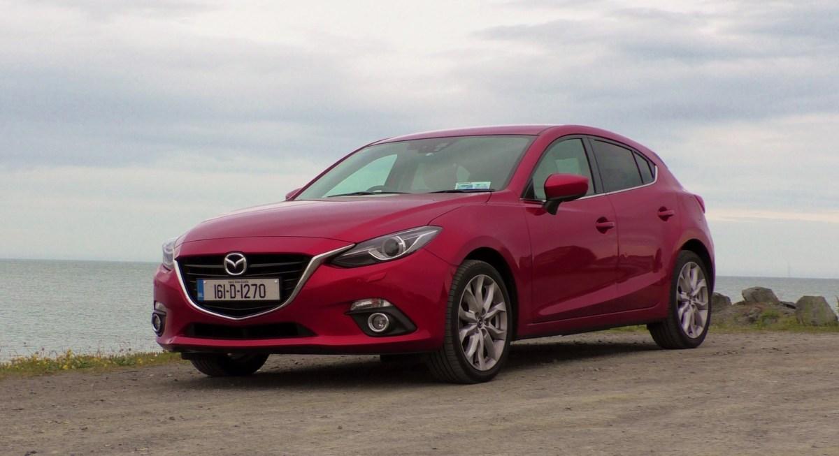 Mazda3 GT 1.5-litre SKYACTIV-D Review