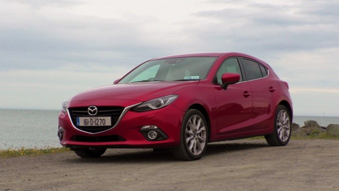 mazda3 review ireland
