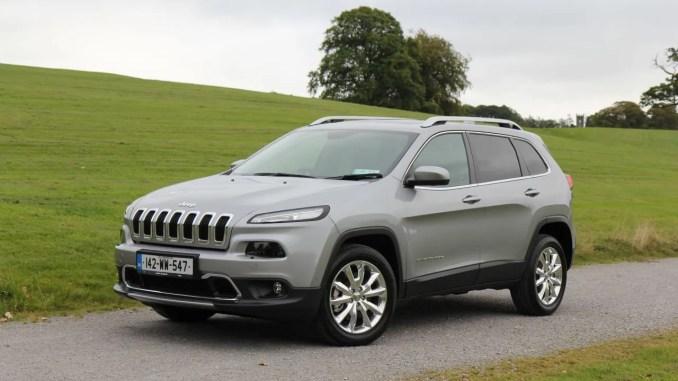 Jeep Cherokee Ireland review