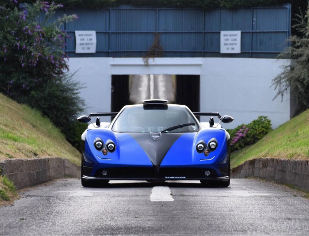 ben dollery supercar photographer