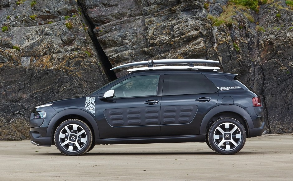 Citroen C4 Cactus Rip Curl Coming Soon To Ireland Changing Lanes