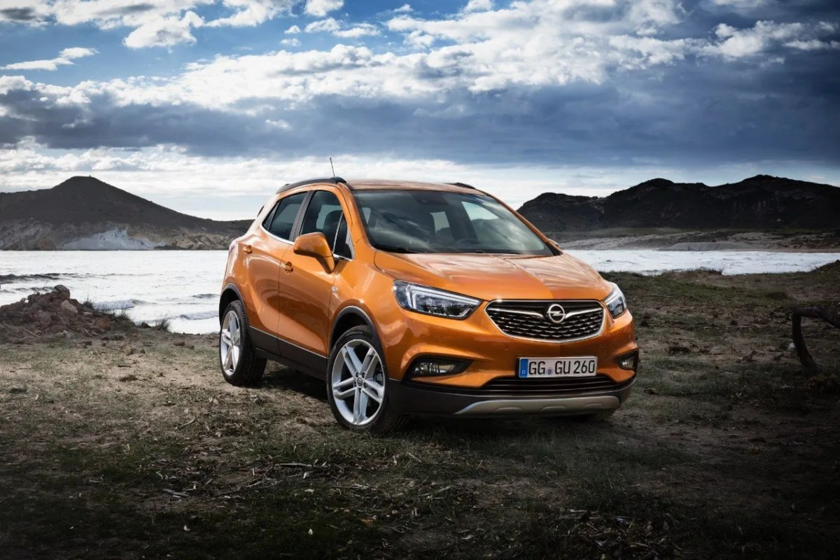 Irish Pricing For Opel Mokka X Announced