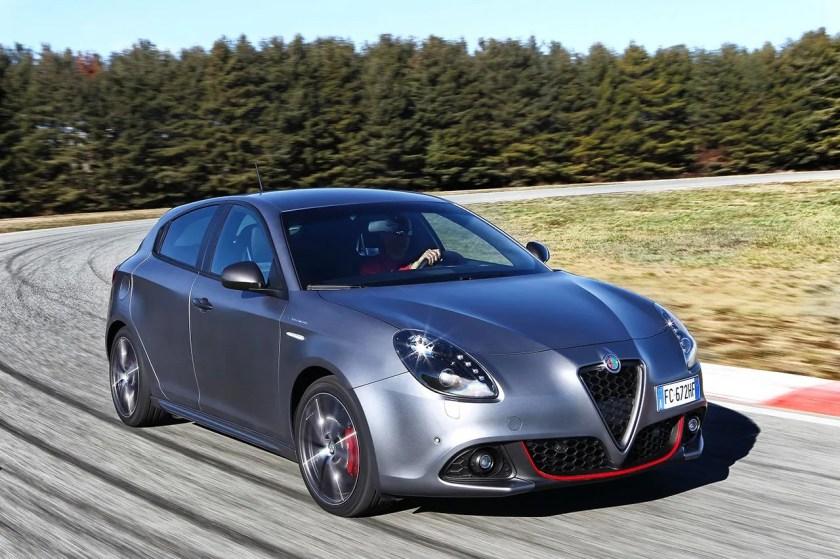Alfa Romeo Giulietta Super Sport