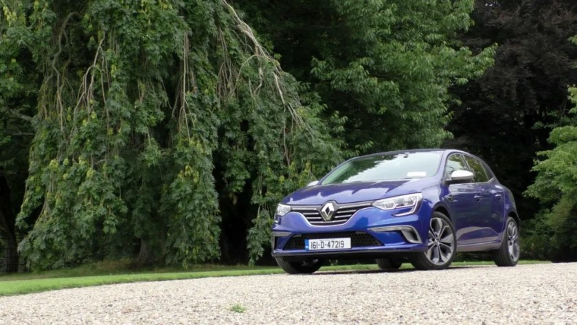 Renault Megane review ireland