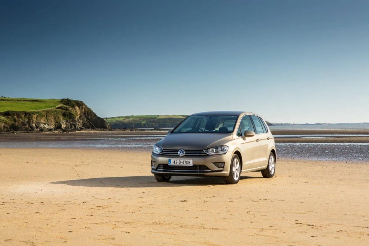 Volkswagen Golf SV 1.6 TDI Review