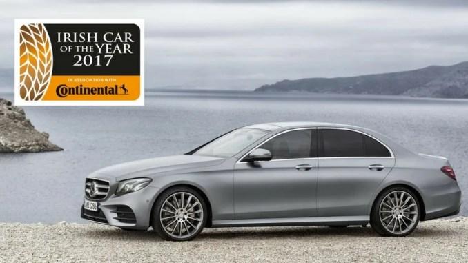 Irish Car of the Year 2017