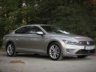 Volkswagen Passat GTE Ireland Review