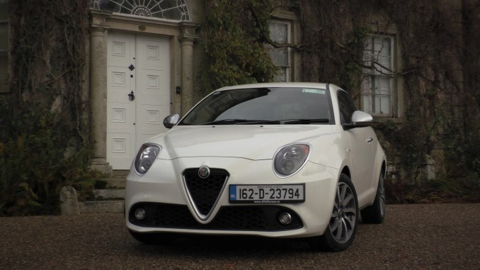Alfa Romeo Mito Review Ireland