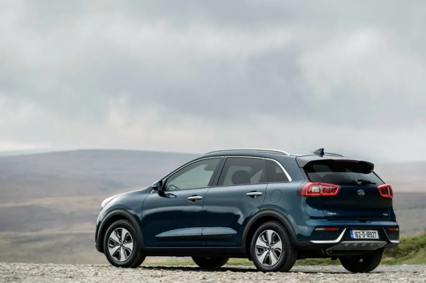 Kia Niro review ireland
