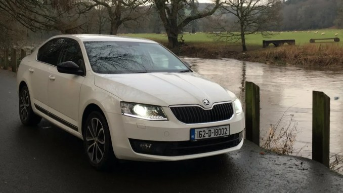 Skoda Octavia 1.0-litre TSI Review Ireland