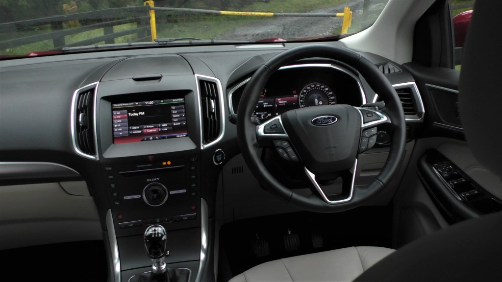 Ford Edge Ireland Review