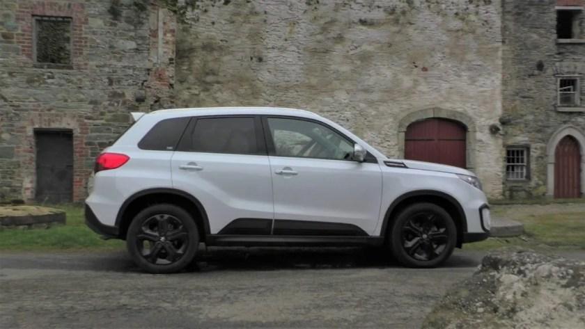 Suzuki Vitara S Review Ireland
