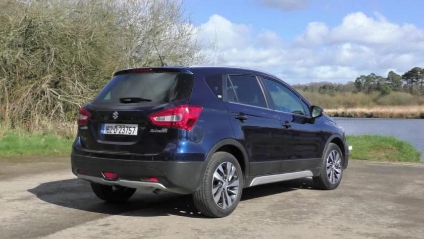 Suzuki SX4 S-Cross Review Ireland