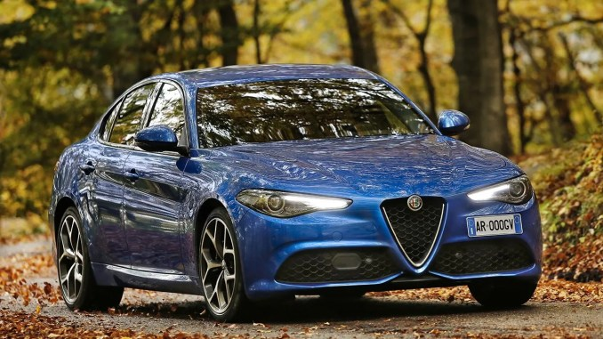 new alfa romeo giulia veloce goes on sale - changing lanes
