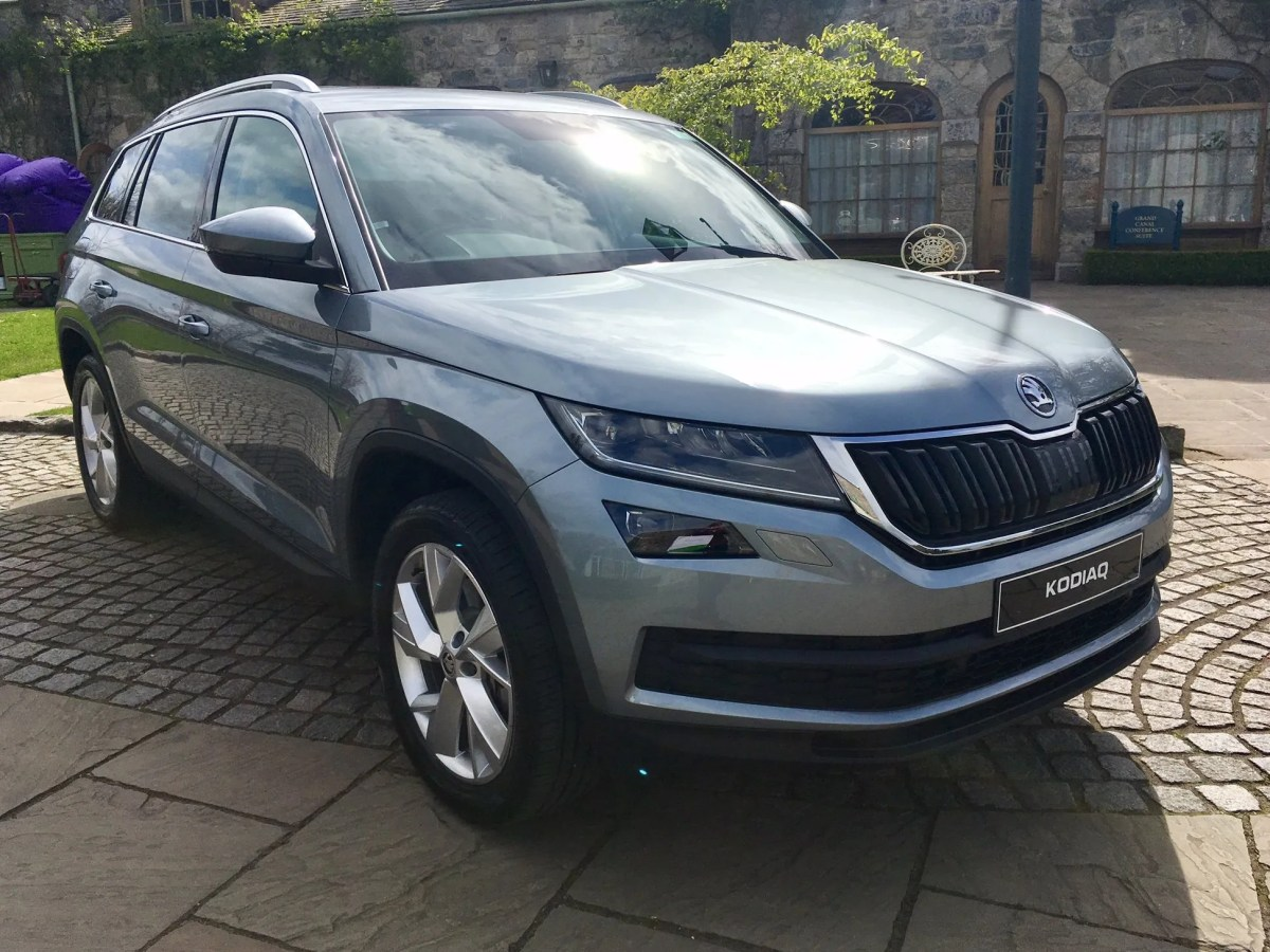 Skoda Kodiaq First Drive Review