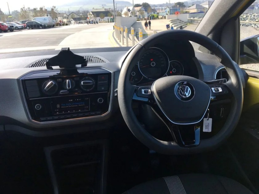 Volkswagen Up! review Ireland