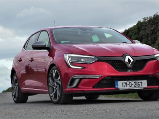 Renault Megane GT Review Ireland