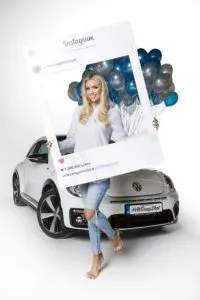 Volkswagen Ireland Instagram Competition