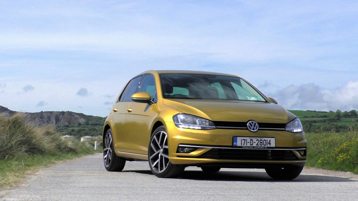 2017 Volkswagen Golf 1.0 TSI Review