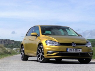 2017 Volkswagen Golf review ireland