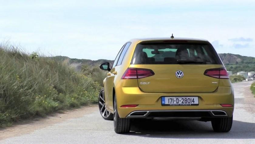 2017 Volkswagen Golf review ireland