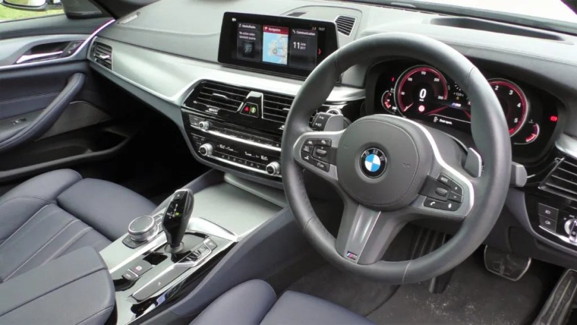 BMW 5 Series Irish Review