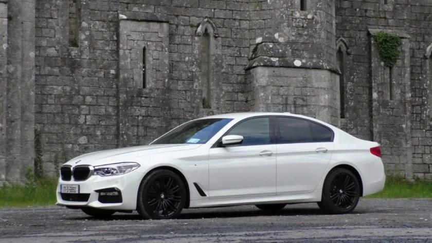 BMW 5 Series Review Ireland