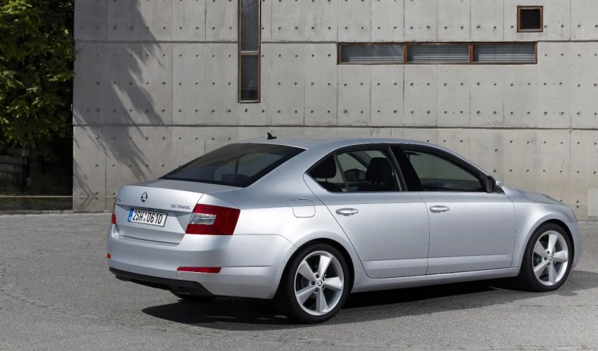 The Skoda Octavia is a consistent bestseller in Ireland