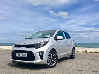 2017 Kia Picanto review ireland