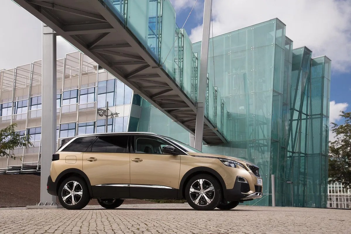New Peugeot 5008 SUV Goes On Sale In Ireland