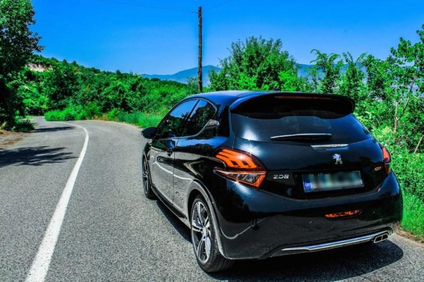Peugeot 208 GTi Stamatis Meismaris