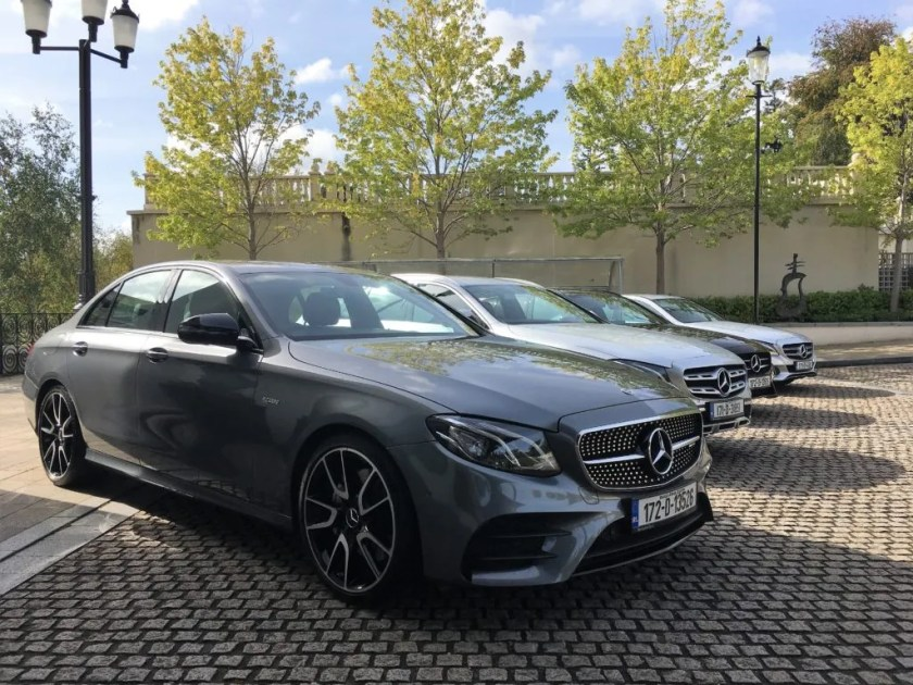 Mercedes-Benz Ireland 2018