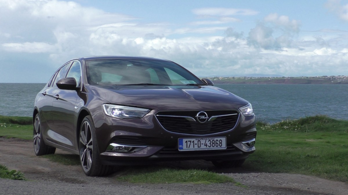 2017 Opel Insignia Grand Sport Review