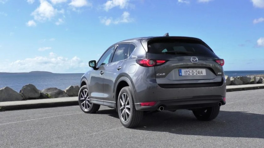 2017 Mazda CX-5 Review Ireland