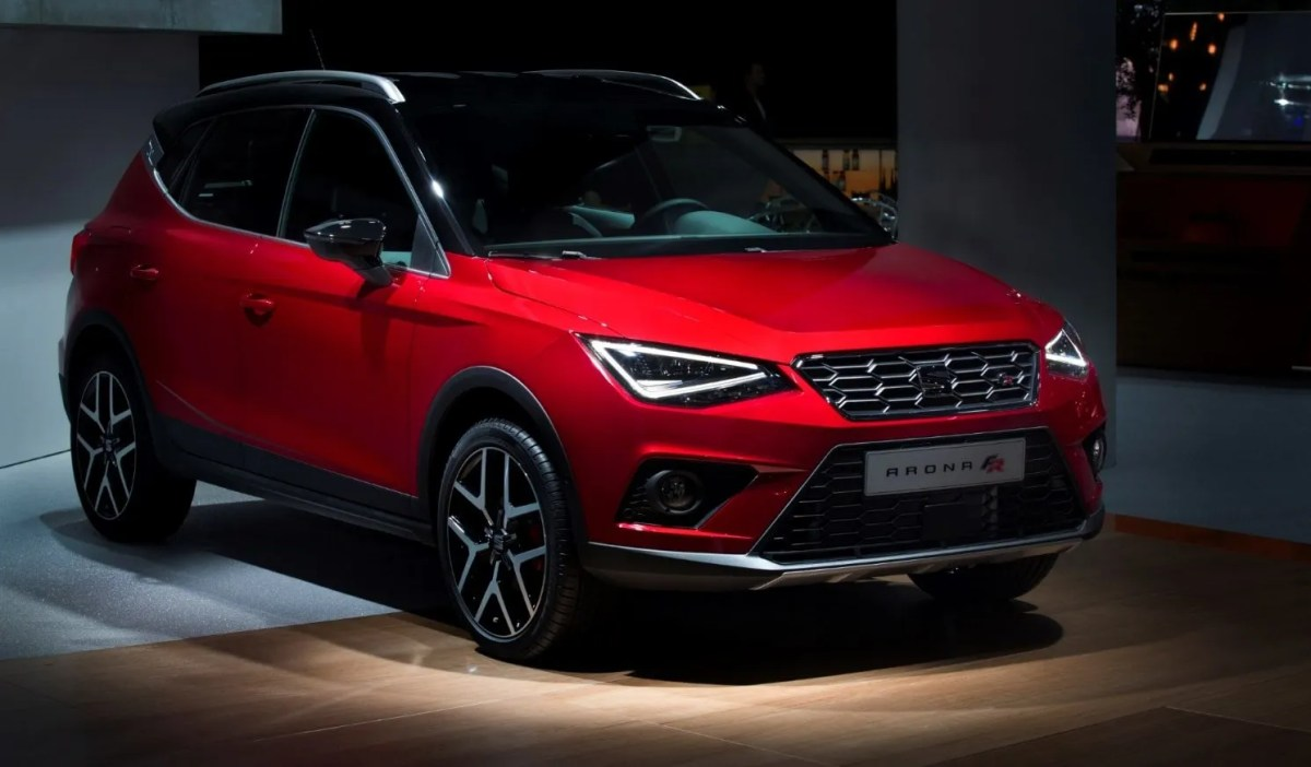 SEAT Ireland Reveals Pricing For New Arona
