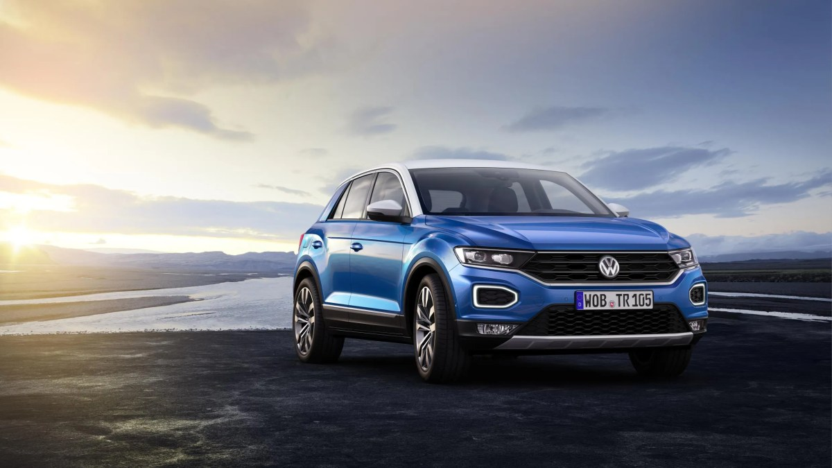 Volkswagen T-Roc To Start From €24,750 In Ireland