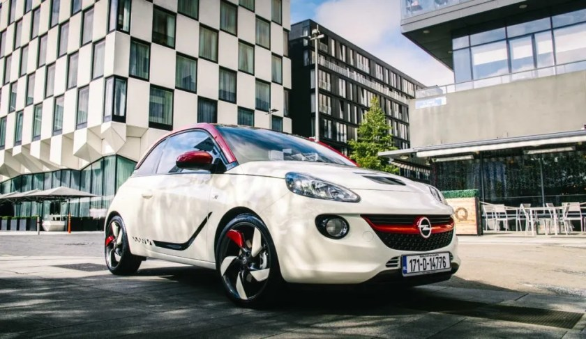 Opel ADAM Childhood Cancer Foundation