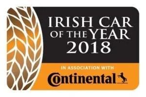 Irish Car of the Year 2018