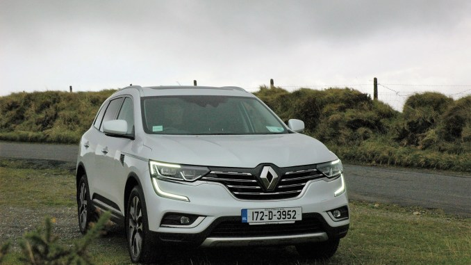 2017 Renault Koleos review ireland
