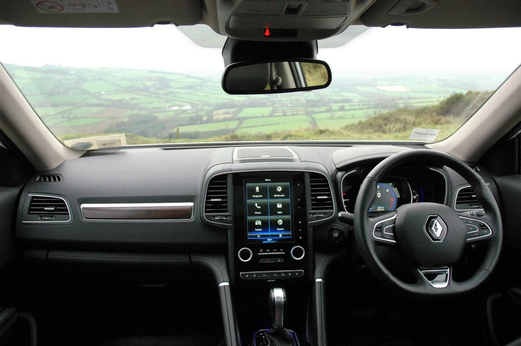 2017 Renault Koleos review ireland