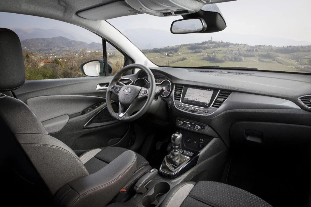 Opel Crossland X review ireland