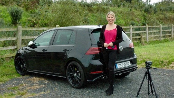 Volkswagen Golf R irish review